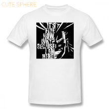 I Am Here All Might Tee
