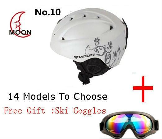 Arrivent dans 18-25 jours!! 2018 Offre Spéciale usine fournir Intégralement moulé adulte ski sport casques de planche à roulettes ski casques
