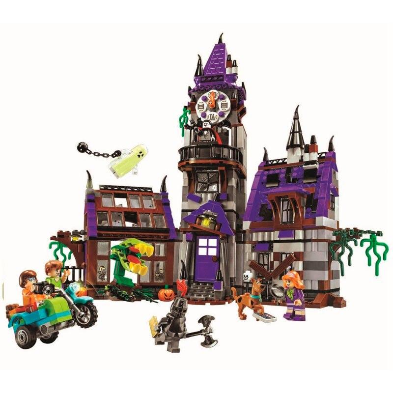 Scooby doo Geheimnis Mansion Bausteine scoobydoo shaggy Velma ...