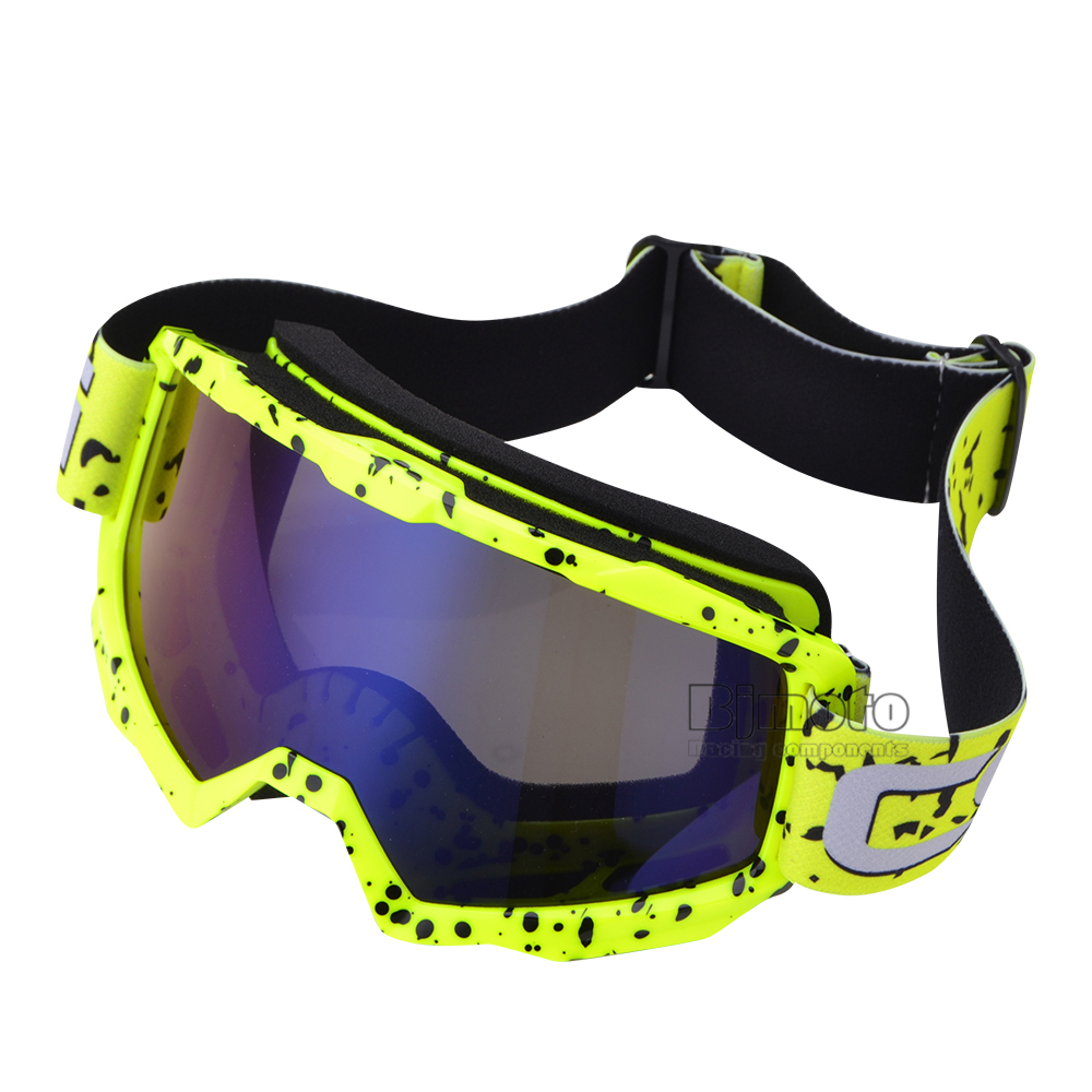 Adult Flexible Sking Goggles (2)