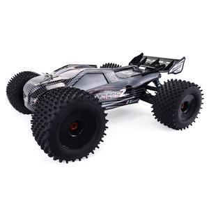 LeadingStar ZD Racing 9021-V3 1/8 2.4G 4WD 80 km/h bezszczotkowy Rc samochód pełnowymiarowy elektryczny Truggy RTR zabawki