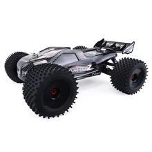 RCtown ZD yarış 9021 V3 1/8 2.4G 4WD 80 km/h fırçasız Rc araba tam ölçekli elektrikli Truggy RTR oyuncaklar