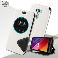 Phone Cases For Asus Zenfone Selfie ZD551KL Case ROAR KOREA Diary View Leather Case For Asus