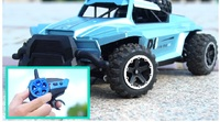 1:16 Scale RC Car 4WD 2.4G 25km/h Cars Machine On The Radio Control Rock Crawler Off Road Buggy Vehicle Remote Control Toys