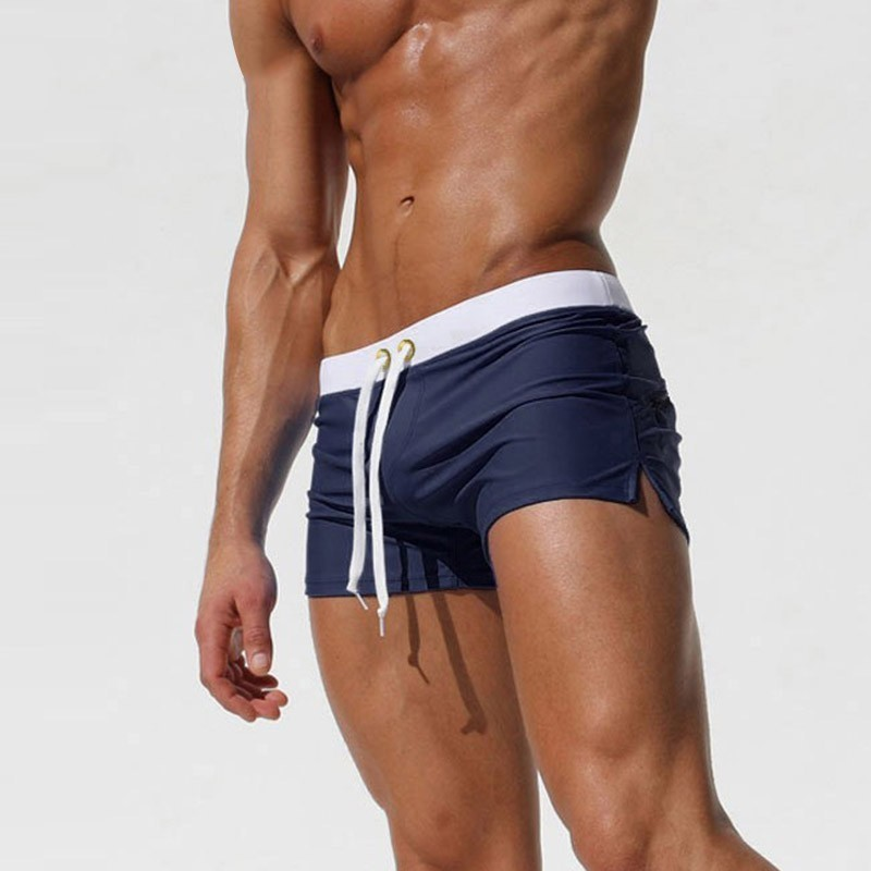 <font><b>2019</b></font> <font><b>Mens</b></font> Swimming Shorts for <font><b>Men</b></font> Swimwear <font><b>Men</b></font> Sexy Swimming Trunks Sunga Swimsuit <font><b>Mens</b></font> <font><b>Swim</b></font> <font><b>Briefs</b></font> Maillot De Bain Homme image