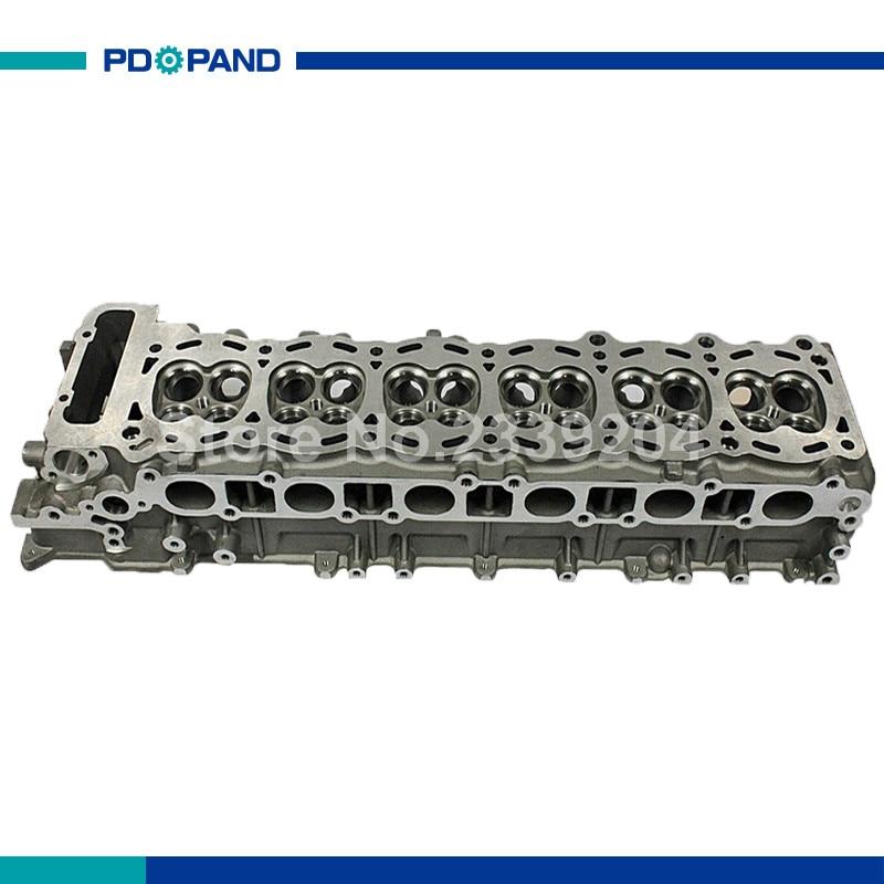 Двигатель часть 1FZ-FE 1fzfe голые головки цилиндра для TOYOTA Land Cruiser  FZJ80 11101-69155