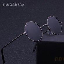 6f82b0534 R. BCOLLECTION Steampunk من جولة النظارات الشمسية الرجال النساء المضادة  للأشعة فوق البنفسجية الاستقطاب إطار معدني الرجعية الشمس .