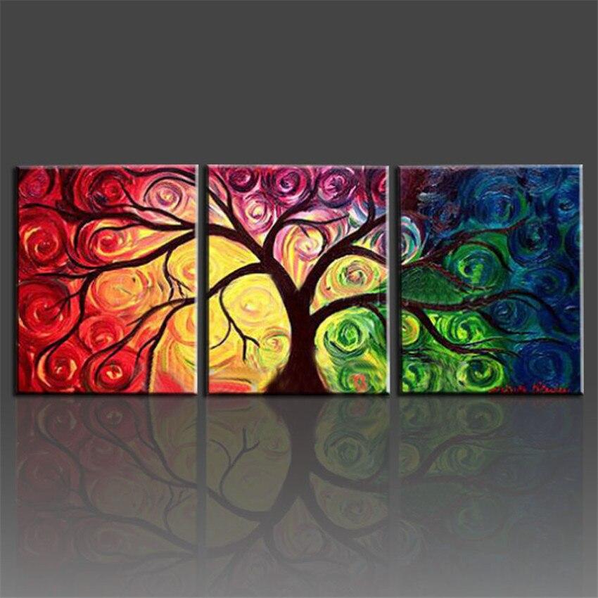 Compra cuadros modernos baratos online al por mayor de for Imagenes de cuadros abstractos faciles