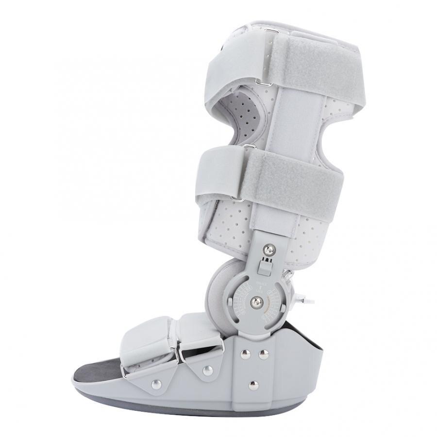 3 rozmiar regulowane wsparcie kostki ochraniacz ze stelażem stawu skokowego stabilizacji złamania orteza na stopę korektor w Szelki i korektory postawy od Uroda i zdrowie na  Grupa 3