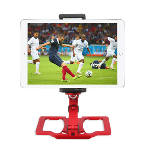 Image 4 - For IPad Tablet & CrystalSky Remote Control Tablet Clip Aluminium Holder for DJI MAVIC PRO/ AIR/ SPARK monitors Accessories