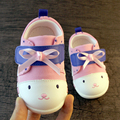 Infant Cute Baby Shoes For Girls Booties First Walkers Canvas Botinhas De Menina Fabric Baby Booties Bootees Footwear 503120