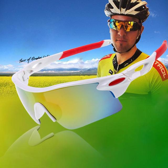 f7f0d3981253 2017 Cycling Glasses Men's & Women's Cycling Sunglasses Bicycle Bike Goggle  Newest Cycling Eyewear Unisex Riding Accessories