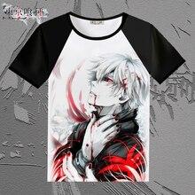 Tokyo Ghoul Cosplay T-Shirt  Kaneki Ken