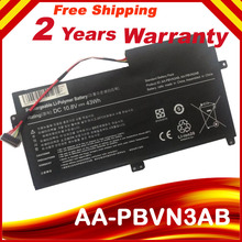 11,4 V аккумуляторная батареядля ноутбука samsung AA-PBVN3AB Np470 NP51OR5E NP510R5E Ba43-00358a NP370R4E Np510 NP370R5E 1588-3366 np450r5e