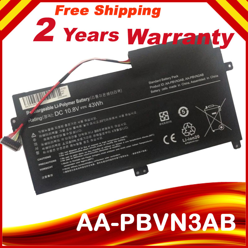 Laptop battery for Samsung AA-PBVN3AB Np470 NP51OR5E NP510R5E Ba43-00358a NP370R4E Np510 NP370R5E 1588-3366 np450r5e