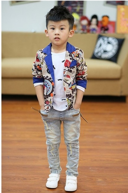 Ripped jeans for kids toddler jeans baby boys ripped denim jeans