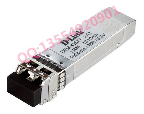 Free shipping! In stock 100%New and original   3 years warranty   DEM-435XT-DD SFP+  2KM 10G LRM free shipping xc3020 70pg84m new original and goods in stock