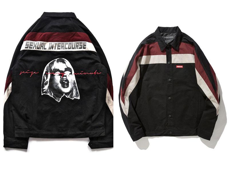 Color Block Coaches Jackets 7