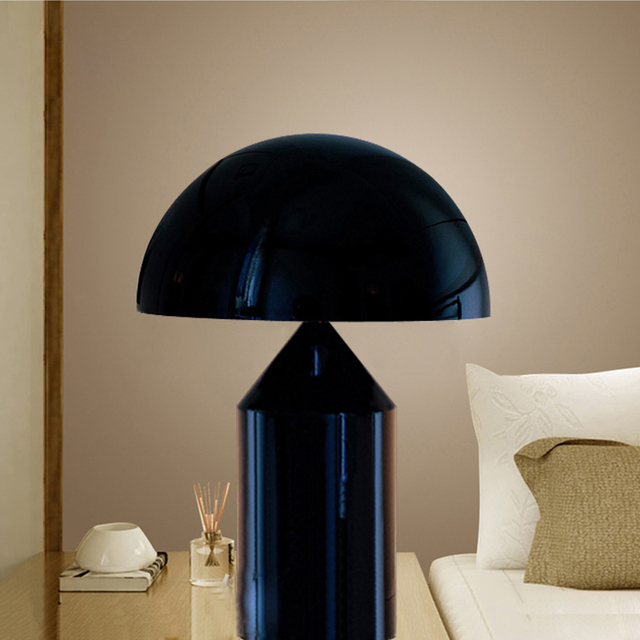 Creative desk lamp nordic postmodern creative mushroom table lamps simple  living room bedrooms bedside lamp HGT1114