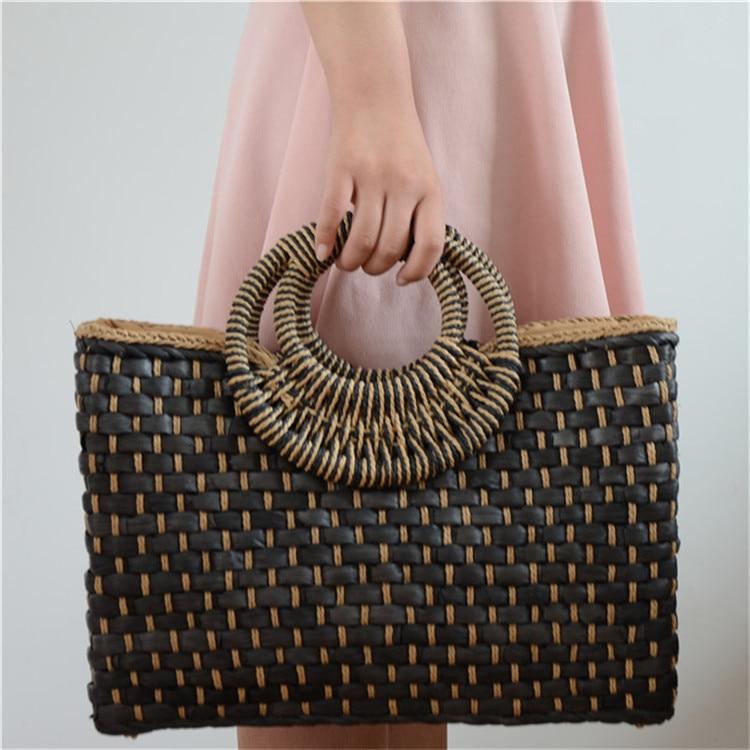 13olsa palha natural  Bolsa palha de mão  bolsa feminina  bolsa de palha feminina  bolsa de palha  bolsa de mão feminina