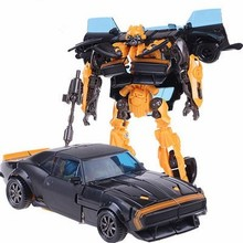 Hot Sale 17cm Transformation Toy Deformation Robot Model Act