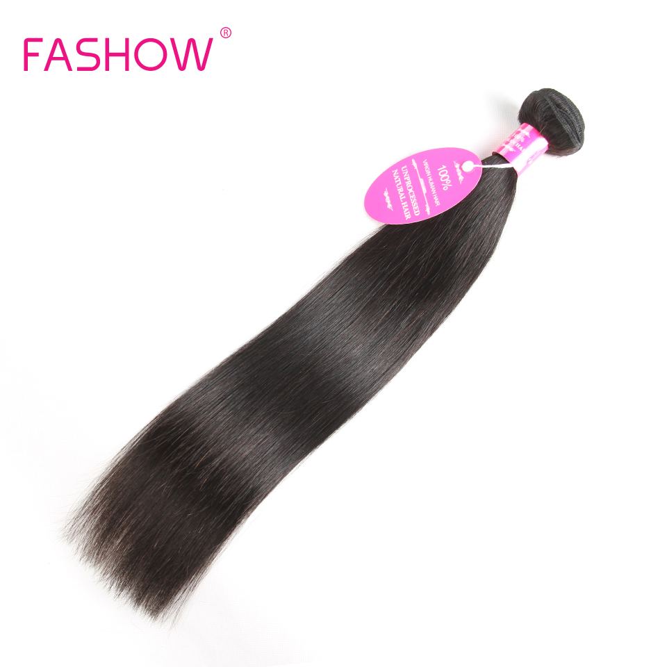 Peruvian Straight Hair 1 Piece Only Human Hair Weave Single Hair Bundles Natural Black Color Non Remy Hair Extensions