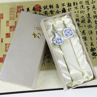 Face Two Pieces Of Robes Robes Robes Bookmarks To Send Friends Teacher Classmates Leadership TSQ203