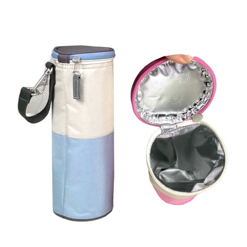 Baby Feeding Bottle Cover Insulation Bag Heat Insulation &Cold Preservation Hang Keep Temperature Thermal Insulation Bag