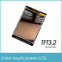 65535 couleur écran tactile TFT Module 3.2 pouces parallèle LCD ILI9341 STM8/STM32 pilote