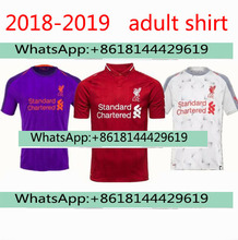 e8fe61cba18 Free patches 2018 Top Best Qualit Liverpooles adult Soccer jersey 18 19 Home  Away 3RD Man