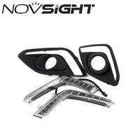 2pcs Set High Quality Auto Car LED DRL Driving Daytime Running Lights White For Suzuki Swift