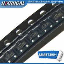 100PCS MMBT3904 SOT23 3904 SOT 2N3904 SMD SOT-23 1AM new transistor HJXRHGAL