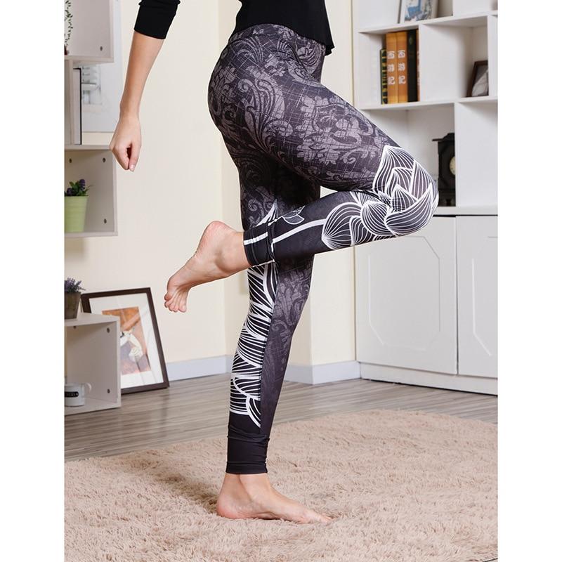 2018 Neue Design Sommer 3d Gedruckt Legins Beliebte Mode Leggins Printed Frauen Fitness Leggings