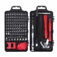 WEEKS 110 in 1 Screwdriver Set Mini Electric Precision Screwdriver Multi Computer PC Mobile Phone Device Repair Hand Home Tools