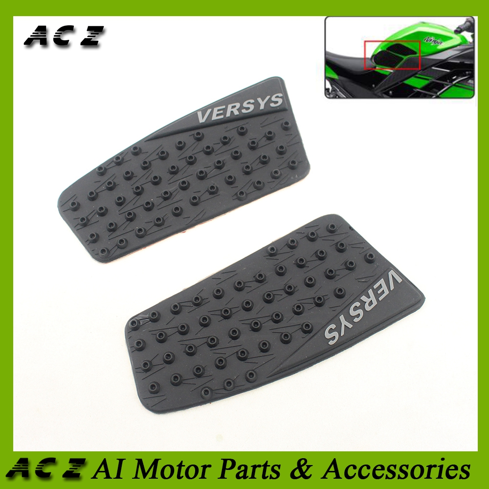 Humble Acz Motorcycle Tank Traction Pad Side Gas Knee Grip Protector Pad Anti Slip Protective Sticker For Kawasaki Versys 650 Versys650 Save 50-70% Decals & Stickers Motorcycle Accessories & Parts