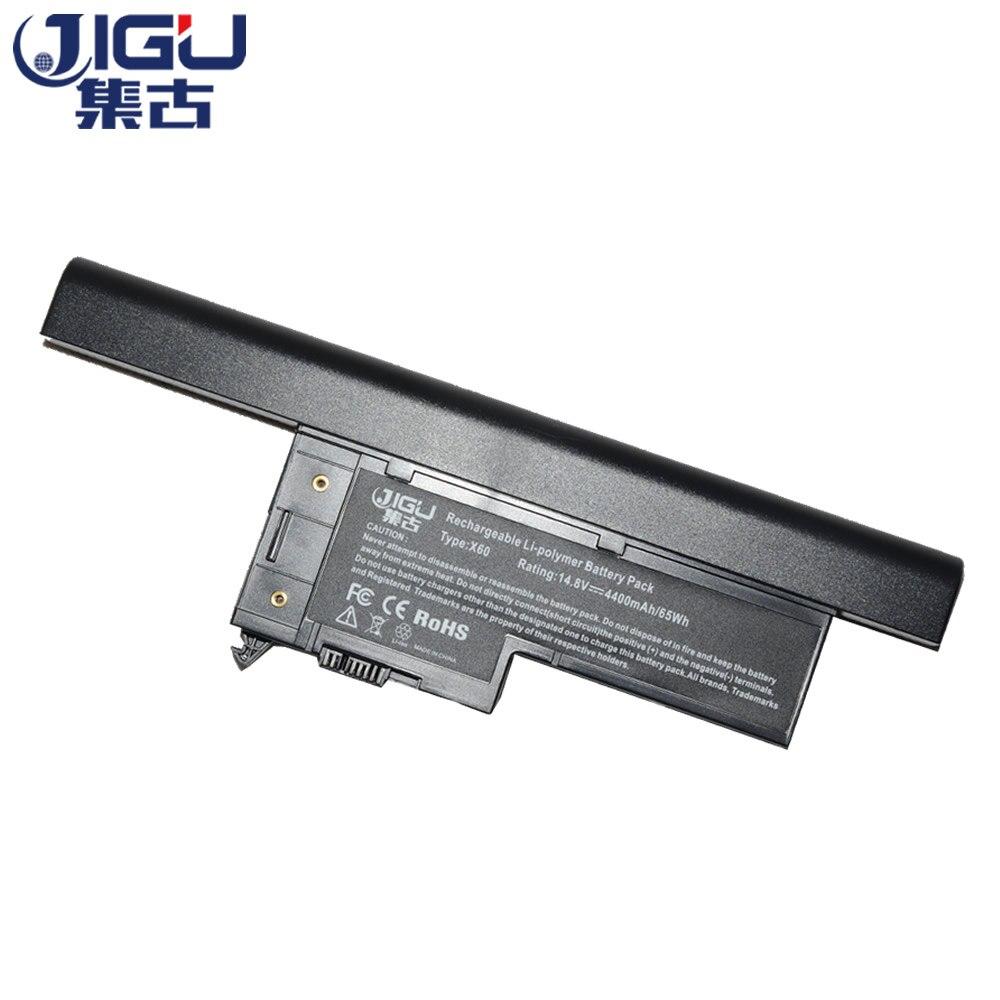 JIGU Laptop Battery For IBM ThinkPad X60 X61 X61s 40Y7003 42T4776 92P1174 ASM 92P1172 92P1174 FRU 42T4506 FRU 92P1171 92P1173 цены онлайн