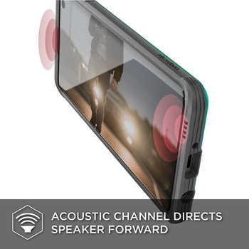 X-Doria Defense Shield Phone Case For Samsung Galaxy S10 Plus Military Grade Drop Tested Protective Case For S10e Aluminum Cover
