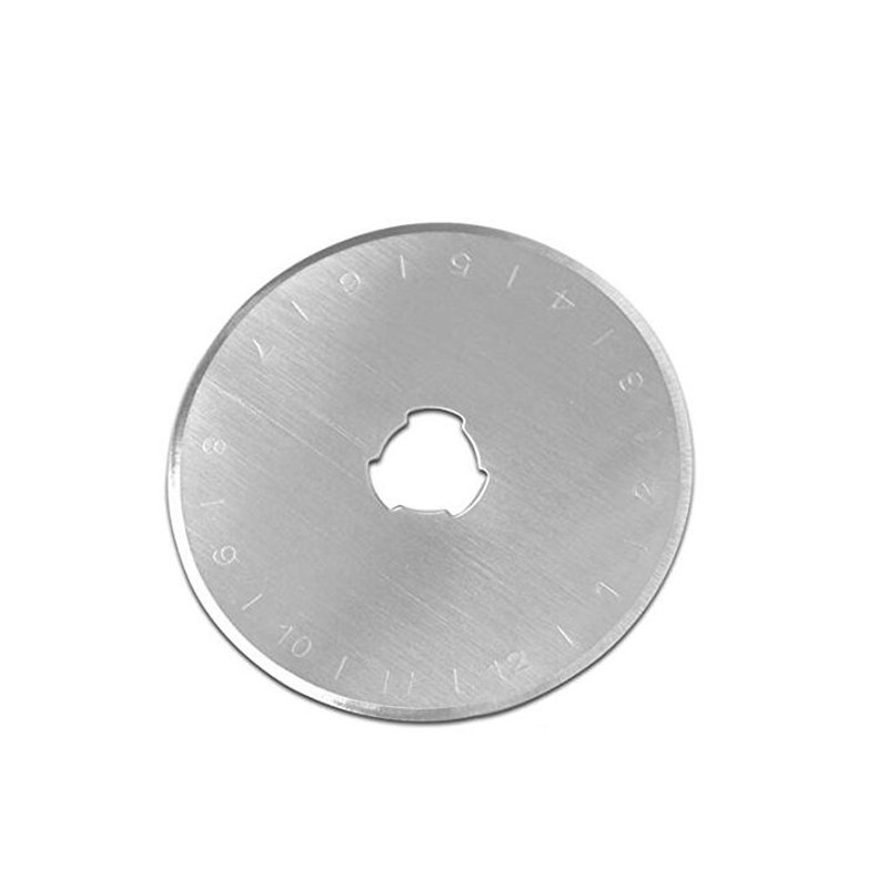 2 X Spare Replacement Blades For Rotary Cutters - 45mm/28mm  Crafting Tools | Heavy Duty Use | Scrapbooking, Card Making