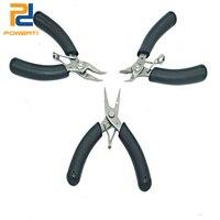 POWERTI 3pcs Lot Tennis Stringers Tools Kit Needle Cutting Pliers Stringing Machine For Tennis Racket Badminton