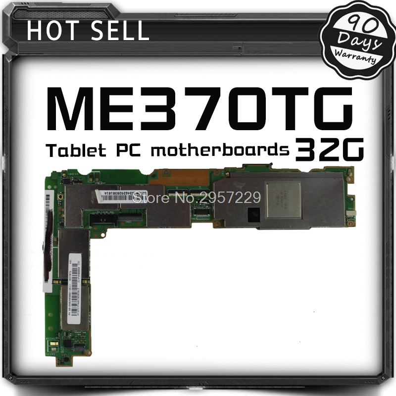 Tablet motherboard Logic board System Board For Asus GOOGLE 7 Nexus7 ME370 ME370TG 32GB Fully Tested All Functions Work Well