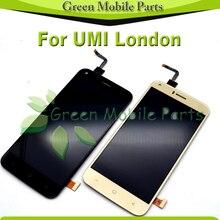 Pour UMI Londres LCD 100% Testé Un Par Un 5.0 «1280*720 Écran lcd Pour UMI Londres LCD Affichage Assemblée Complet Avec 3 M Autocollant