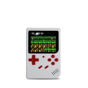 Image 4 - Video Spiel Konsole 8 Bit Retro Mini Tasche Handheld Spiel Player Eingebaute 188 Klassische Spiele für Kind Nostalgischen Player