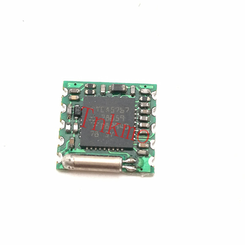 1PCS TEA5767 FM Stereo Radio Module MP3 MP4 2pcs tea5767 fm radio module full version