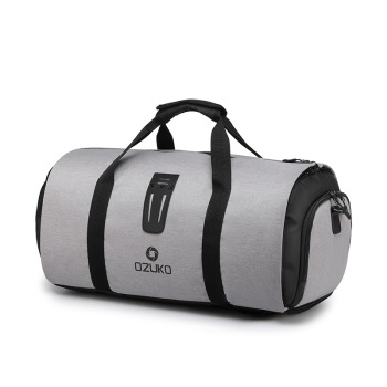 ROLLABAG Waterproof Weekender Travel Duffle Bag Shoe Pouch