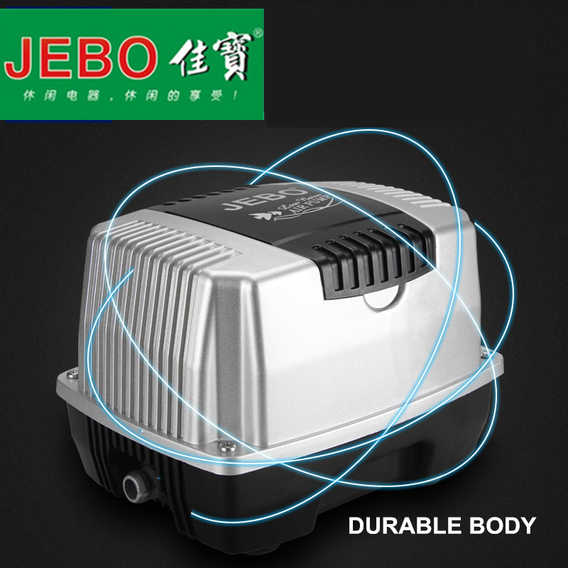 Jebo p30 10ワット空気圧縮機大ボリューム空気ポンプ超静かな酸素増加マシン酸素すすぎ水族館ハイパワー空気ポンプ  グループ上の ホーム&ガーデン からの エアポンプ & アクセサリー の中 3