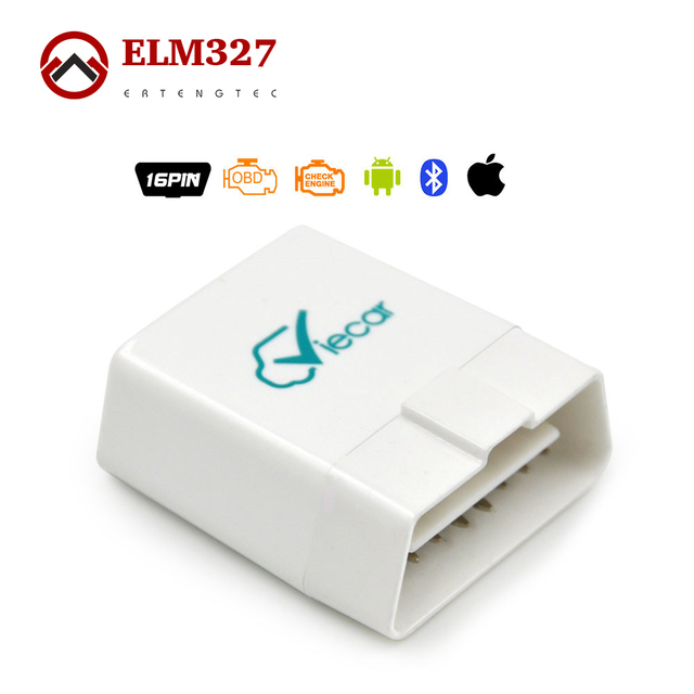 MINI Viecar 4.0 Scanner Tool OBD2 Bluetooth Support All OBDII Protocols For Andriod & IOS phone Bluetooth Scanner Tool