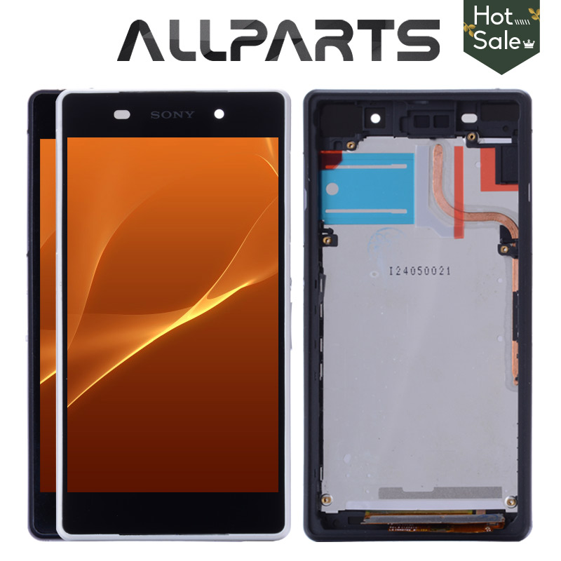 Original D6502 D6503 D6543 LCD For SONY Xperia Z2 Display Touch Screen Digitizer Assembly For SONY Xperia Z2 LCD