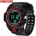 SYNOKE NEW Men's Clock Men Wrist Watches multi-function Sport Watch's Digital Watch Student Sports Children's Watches