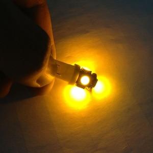 Image 5 - Toptan 100 adet promosyon T10 5050 5SMD araba sinyal LED ışık 194 168 192 W5W 12v oto kama aydınlatma DC 12V lamba beyaz kırmızı mavi