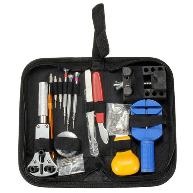 144 sets of watch tools 144 sets of sets of combination of 144 and 1 Watch Repair Kit